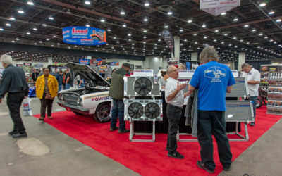 Power Cool Products Powered by USG a Big Hit at 2019 Detroit Autorama